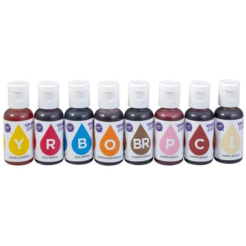 Wilton Color Right Food Color Kit