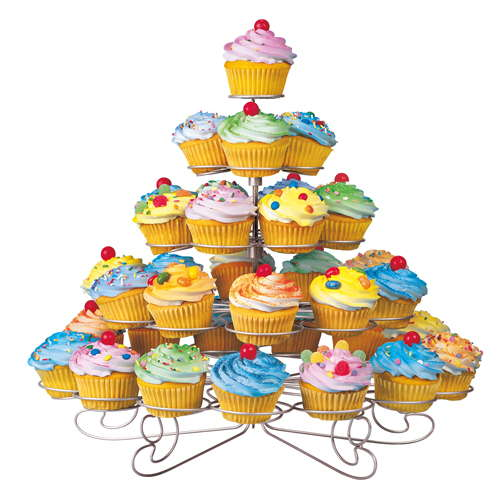 Cupcake/Muffins Stativer
