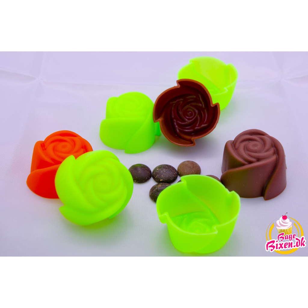 silikoneforme muffins