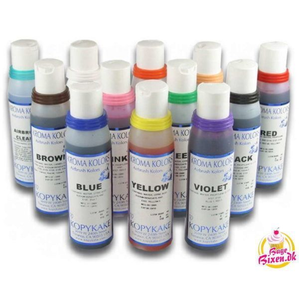 Air Brush Farver