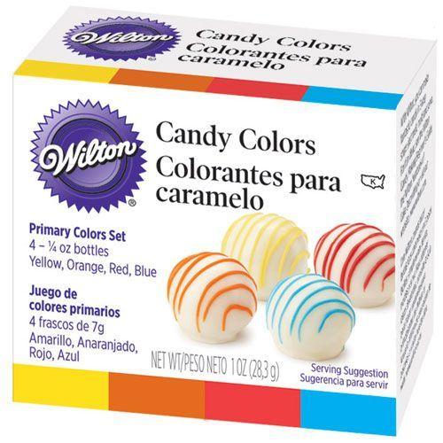 Wilton Chokoladefarve
